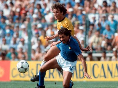 Чемпионат мира-1982. Бразилия — Италия