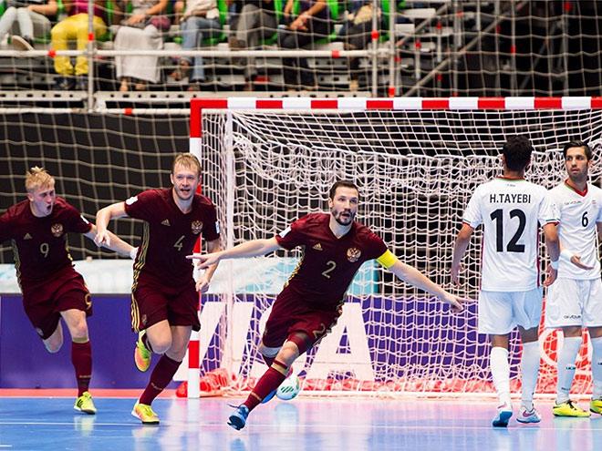 Финал чемпионата мира по мини футболу 2016 россия аргентина