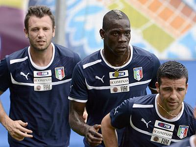 Чисто итальянское противостояние