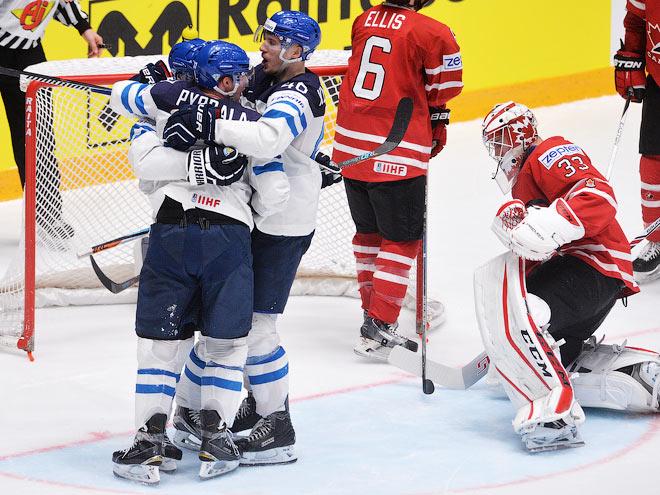 ЧМ-2016. Канада – Финляндия – 0:4