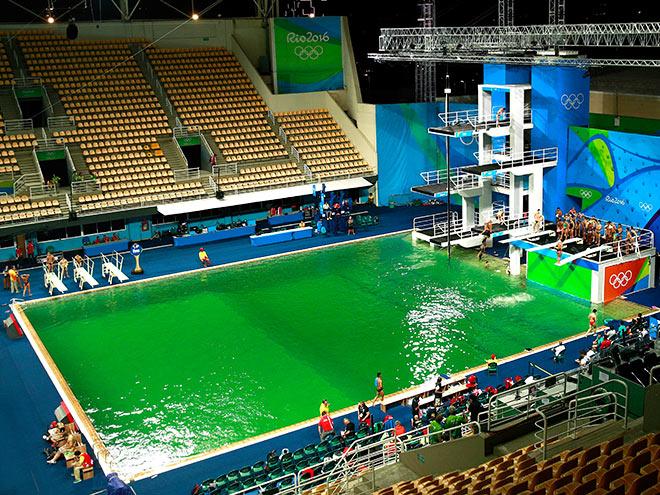 Летние Олимпийские игры 2016 – обзор околоспортивных событий за 9 августа