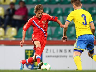 Юношеская сборная России вышла в финал Евро U17