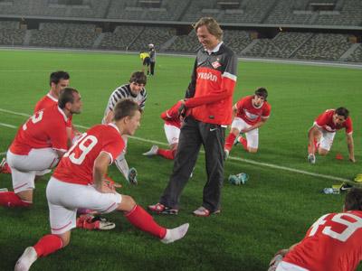 Валерий Карпин о победе над «Аль-Дафра» - 2:0