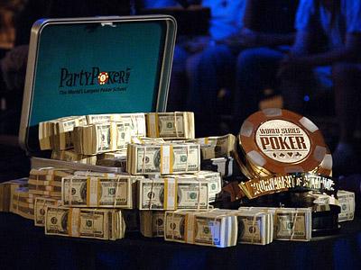 Крупнейшие банки в истории онлайн-покера