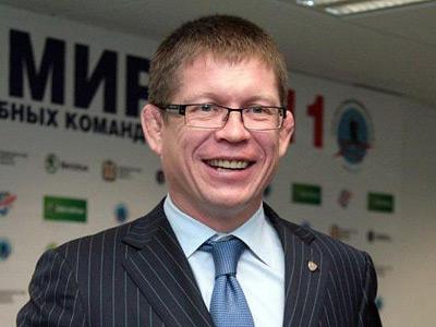 Шеруимов: МХЛ прогрессирует, растёт интерес к молодёжному хоккею
