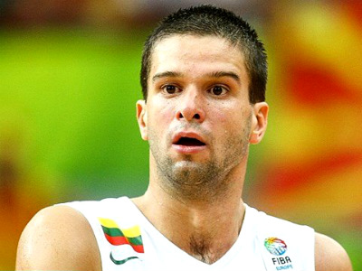 Мантас Калниетис – лучший литовец на Евробаскете