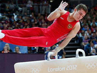 Лондон-2012. Спортивная гимнастика. Белявский