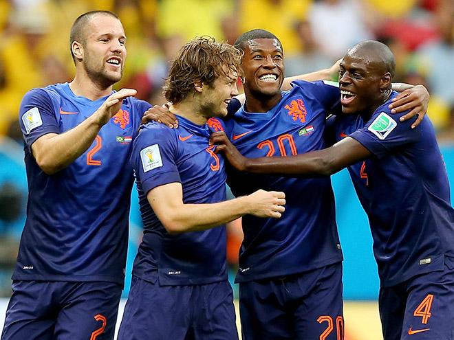 ЧМ-2014. Нидерланды выиграли бронзу