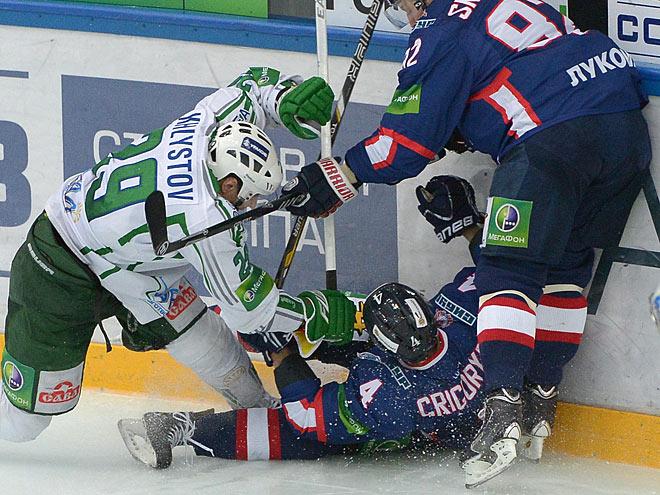 5 самых продолжительных хоккейных матчей