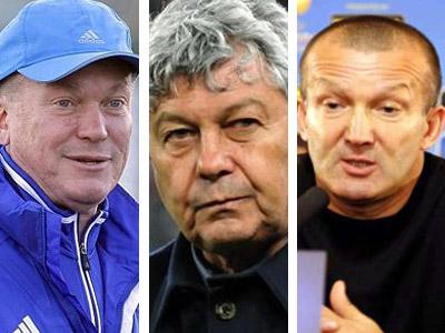 Мнения Луческу, Блохина,Григорчука после матчей ЛЕ