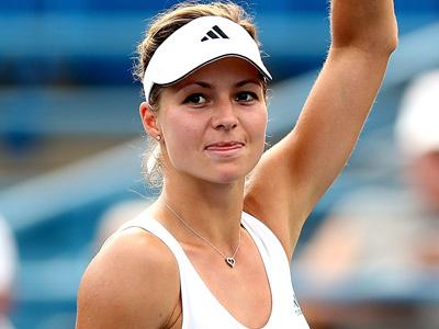 Теннис. Мария Кириленко