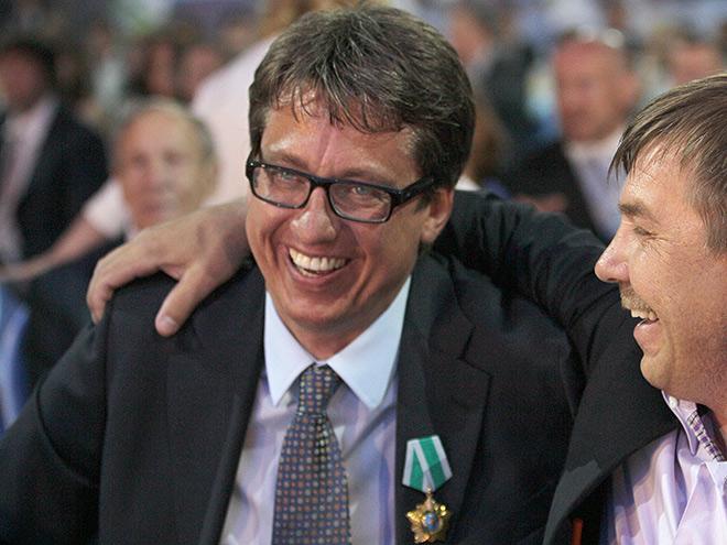 Витолиньш – о сборной России и «Динамо»