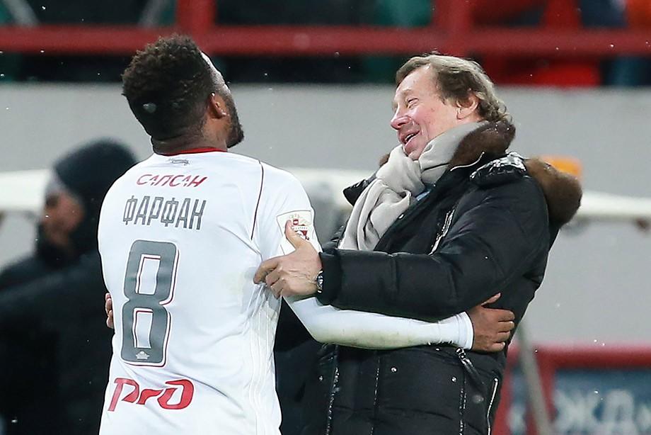 Семин: «Локомотив» имеет основания стать чемпионом Российской Федерации