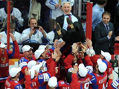 Топ-5 людей 2012 года в российском хоккее