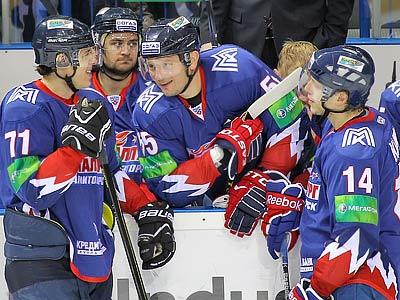 Вторая часть итогов игрового дня КХЛ (28.12.12)