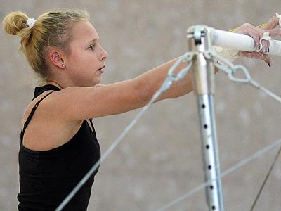 Новое имя в команде – Анна Родионова