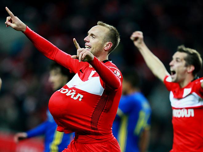 «Спартак» — «Ростов» — 1:0