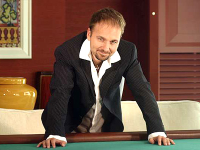 WSOP Fantasy: Негреану заключает пари