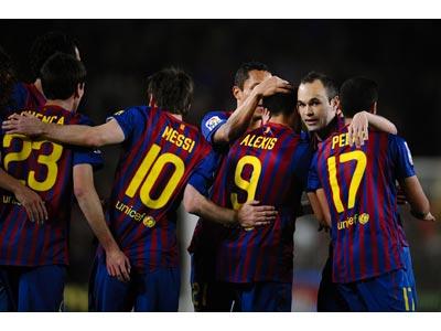 """За год """"Барселона"""" подорожала на треть"""