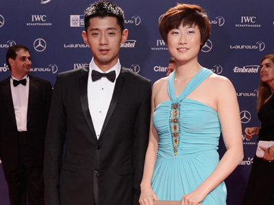 Чжан Цзике и Дин Нин