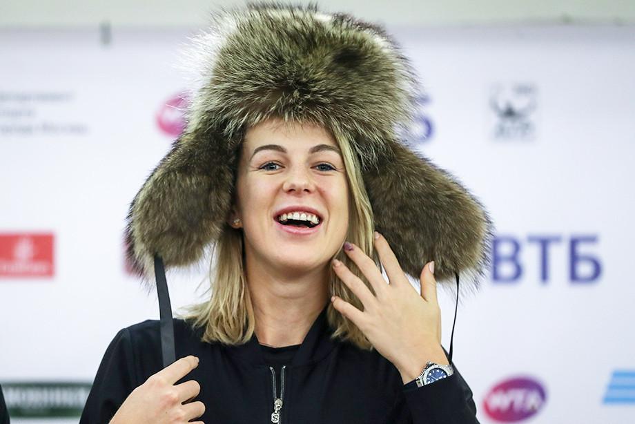 Павлюченкова готова дать бой первой ракетке мира