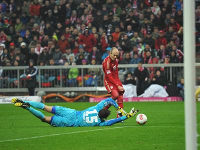 """""""Бавария"""" — """"Гамбург"""" — 9:2"""
