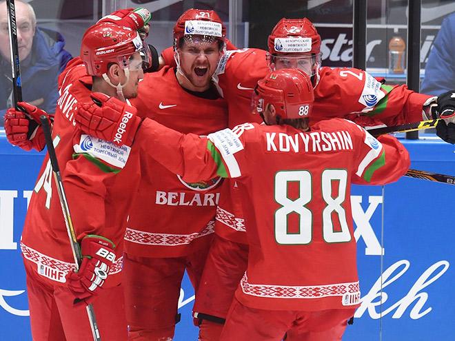 ЧМ-2016. Беларусь – Словакия – 4:2. Обзор матча, фото, видео