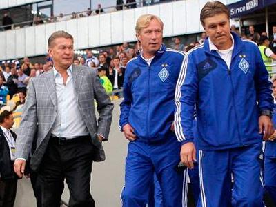 Главный тренер «Динамо» о матче с «Порту»