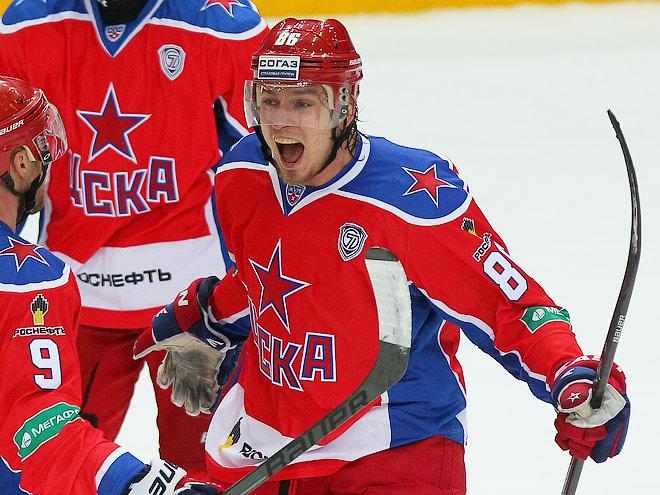 Макаров - о Нижнекамске, ЦСКА и жене