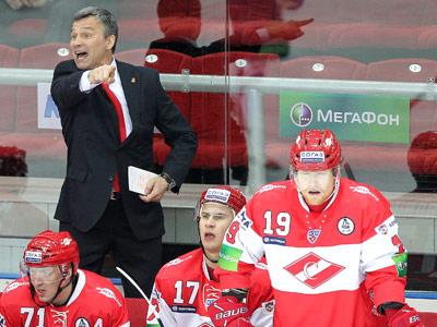 Е. Михайлов: новый тренер за нас взялся