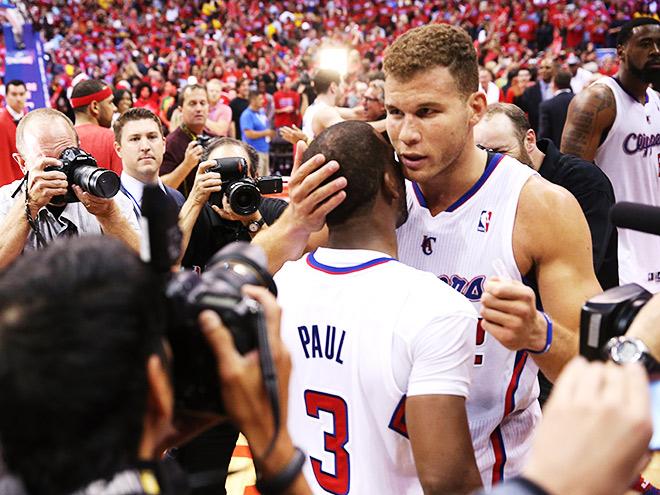 """""""Клипперс"""" вышли во второй раунд плей-офф НБА"""