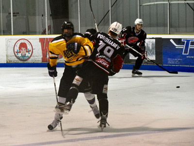"""Омские Ястребы"" в рамках Hockey Night in Boston сыграли ещё два матча"