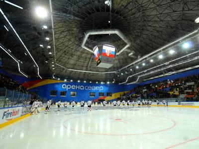 Большой хоккей для большого города