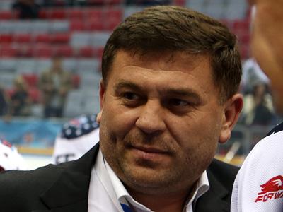 """""""Отец"""" кишинёвской """"Платины"""" - о хоккее в Молдавии"""