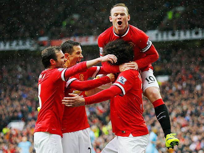 Игроки ФК «Манчестер Юнайтед»
