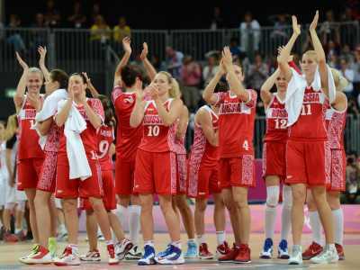 Лондон-2012. Баскетбол. Сборная России вышла в полуфинал