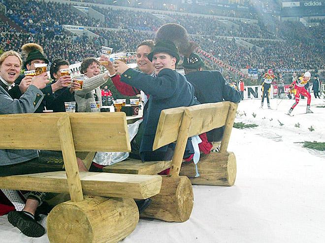 События в спорте во время новогодних праздников
