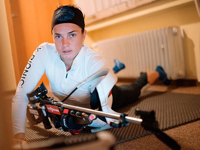 Интервью биатлонистки Светланы Слепцовой