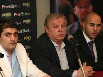 Лесной собирает «сборную» России по покеру