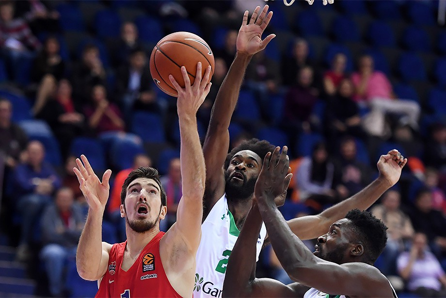 Баскетбольный клуб «Химки» стал победителем Кубка Гомельского