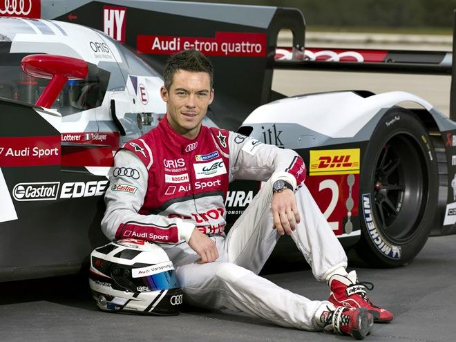 Андре Лоттерер выступит на Гран-при Бельгии