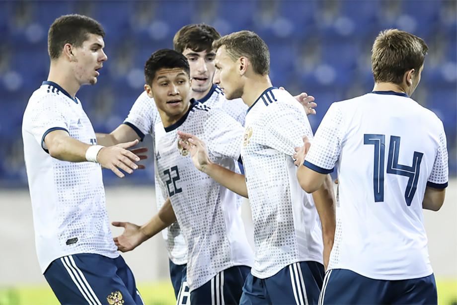 Австрия U21 – Россия U21 — 3:2