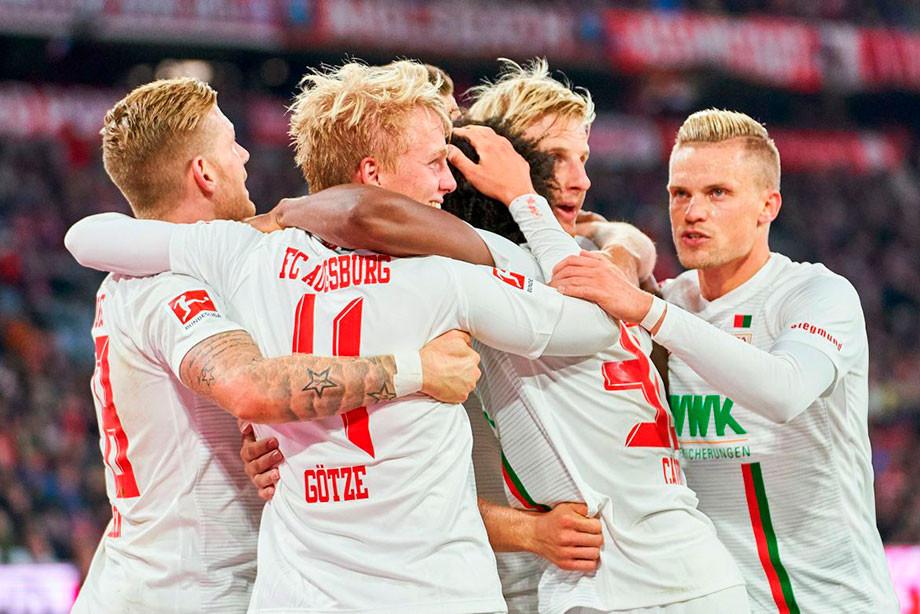 «Бавария» впервые в сезоне оступилась. Во всём виноват брат Марио Гётце