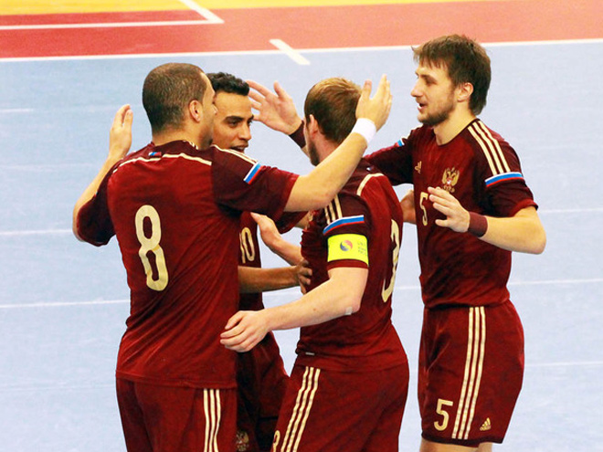 Россия мини футбол чемпионат мира
