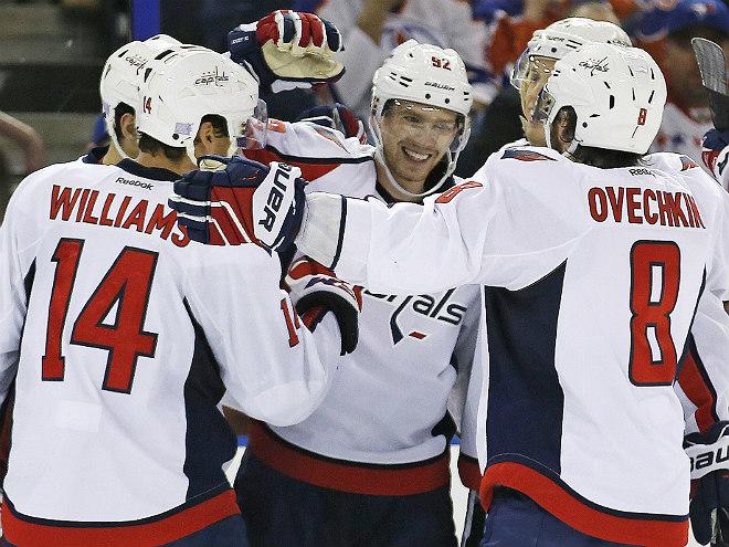 Овечкин, Кузнецов и Кучеров – в обзоре НХЛ