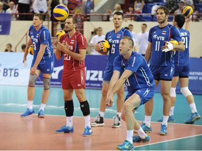 Сборная России одержала вторую победу над сербами