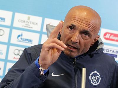 Главный тренер «Зенита» дал пресс-конференцию перед встречей с ЦСКА