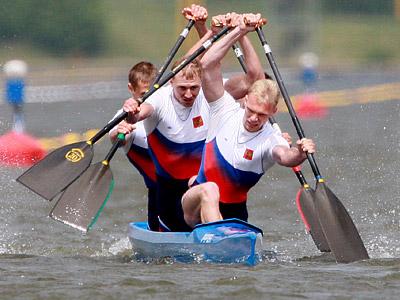 Чемпионат России по гребле на байдарках и каноэ выявил участников ОИ