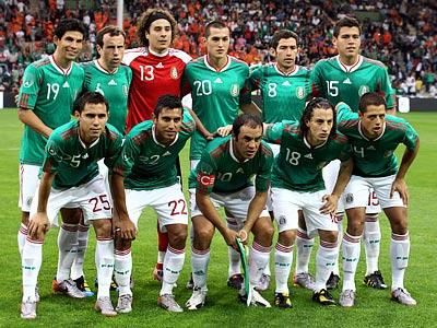 Агирре – залог мексиканского качества