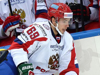Нападающий сборной России – о победе над шведами